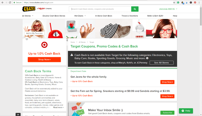 Make Money Online Free Shopping At Your Favorite Stores