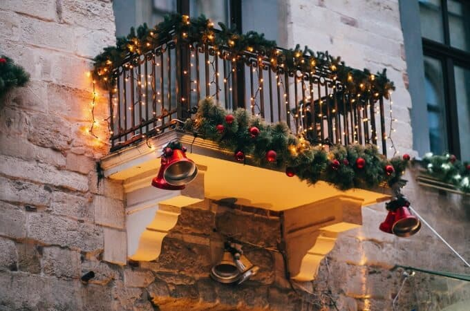 The Best Christmas Balcony Decorating Ideas For Your Budget